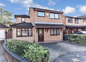 Thumbnail 3 bed detached house for sale in Juniper Road, Clanfield, Waterlooville
