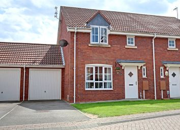 Thumbnail 3 bed semi-detached house for sale in Rivelin Park, Kingswood, Hull, East Yorkshire