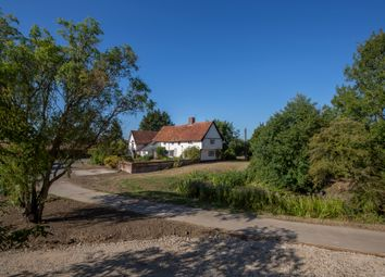 Thumbnail 5 bed farmhouse for sale in Ipswich Road, Yaxley, Eye