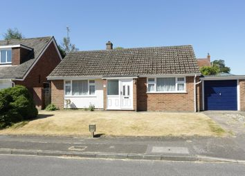 Thumbnail 3 bed detached bungalow for sale in Orchard Close, Whitfield, Dover