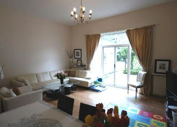 Thumbnail 3 bedroom flat to rent in Aberdare Gardens, London