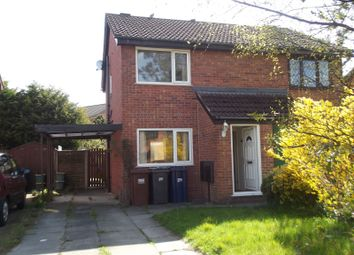 Thumbnail 2 bed semi-detached house to rent in Marsh Way, Penwortham, Preston