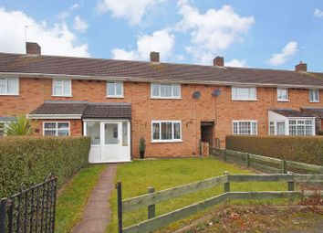 Thumbnail 4 bed terraced house for sale in Rowan Crescent, Redditch