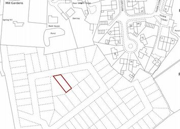 Thumbnail Land for sale in Plot 40 Ashford Road, High Halden, Ashford, Kent