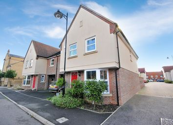 Thumbnail 4 bed semi-detached house for sale in Bayford Way, Stansted