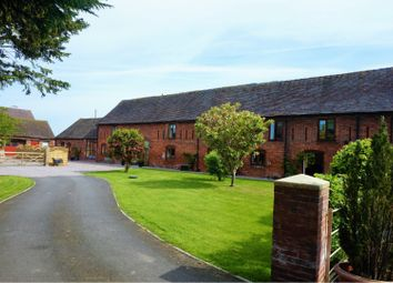 Thumbnail 5 bed barn conversion for sale in Moreton Street, Prees