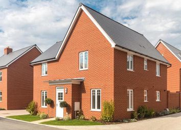 "Thumbnail 4 bedroom detached house for sale in ""Lincoln"" at Broughton Crossing, Broughton, Aylesbury"