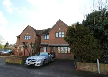 Thumbnail 4 bed detached house for sale in Tufton Road, Rainham, Kent