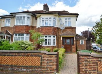 Thumbnail 4 bed semi-detached house to rent in Cranbourne Avenue, London, London