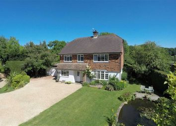 Thumbnail 4 bed detached house for sale in Spithurst Road, Barcombe, East Sussex