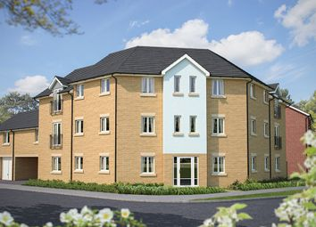 "Thumbnail 2 bed flat for sale in ""Lucan"" at Poethlyn Drive, Costessey, Norwich"