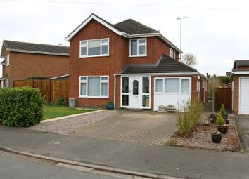 Thumbnail 3 bed detached house for sale in Ashby Gardens, Moulton, Spalding, Lincs