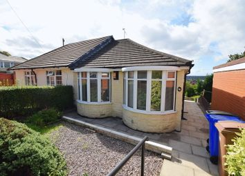Thumbnail 2 bed semi-detached bungalow for sale in Norton Avenue, Burslem, Stoke-On-Trent