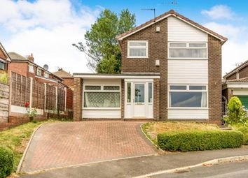 Thumbnail 3 bed detached house for sale in Kingsley Close, Ashton-Under-Lyne, Greater Manchester