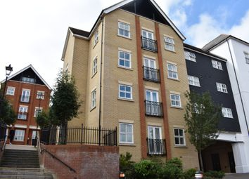 Thumbnail 2 bed flat to rent in Henry Laver Court, Colchester