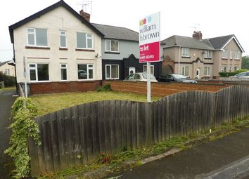 Thumbnail 3 bed semi-detached house for sale in Crescent End, Thurcroft, Rotherham