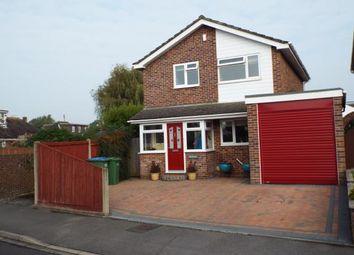 Thumbnail 4 bed detached house for sale in Stuart Close, Stubbington, Fareham