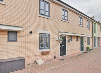 Thumbnail 3 bed terraced house for sale in Hyderabad Close, Colchester
