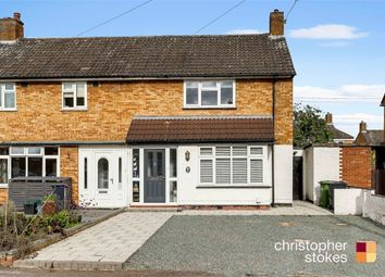Thumbnail 2 bed end terrace house for sale in Prescott Road, Cheshunt, Hertfordshire