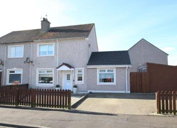 Thumbnail 3 bed end terrace house for sale in Maple Terrace, Irvine, North Ayrshire