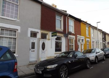 Thumbnail 2 bed terraced house for sale in Southsea, Hampshire, United Kingdom