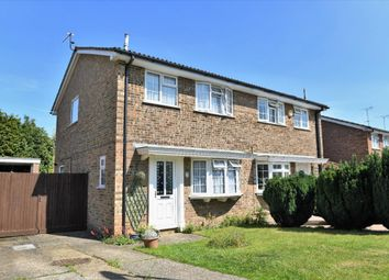 Thumbnail 3 bed semi-detached house for sale in Littlefield Close, Ash