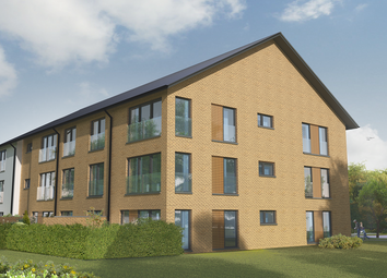 Thumbnail 2 bed flat for sale in Plot 5, The Willow, Philipshill Gardens, East Kilbride