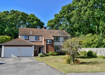 Badgers Copse, New Milton BH25. 4 bed detached house for sale