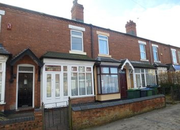 Thumbnail 2 bed terraced house to rent in St. Marys Road, Bearwood, Smethwick