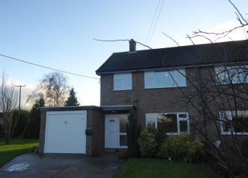 Thumbnail 3 bed semi-detached house to rent in Arnolds Lane, Coleshill, Birmingham