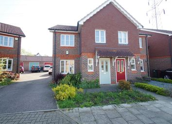 Thumbnail 3 bedroom semi-detached house for sale in Thistlefield Close, Bexley, Kent