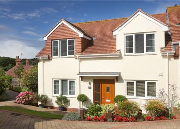 Thumbnail 3 bedroom semi-detached house for sale in Westfield Gardens, Westfield Road, Budleigh Salterton, Devon
