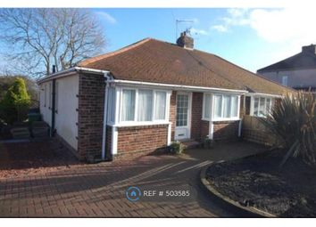 Thumbnail 2 bedroom bungalow to rent in Pennyfine Road, Sunniside, Newcastle Upon Tyne