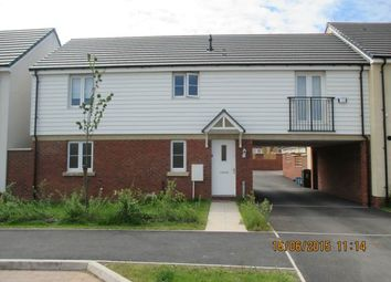 Thumbnail 2 bed flat to rent in Bessemer Drive, Newport, Gwent