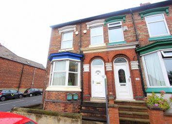 Thumbnail 2 bed flat to rent in Eastmount Road, Darlington