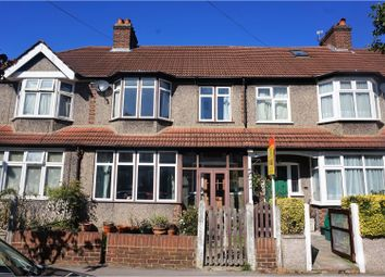 Thumbnail 3 bed terraced house for sale in Chartham Road, South Norwood