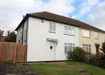 Thumbnail 3 bed semi-detached house for sale in Kevington Drive, Orpington, Kent