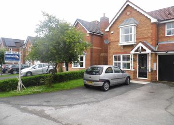 Thumbnail 3 bed semi-detached house for sale in St. Andrews Close, Euxton, Chorley