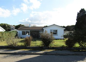 Thumbnail 3 bed bungalow for sale in Chapel Close, Kehelland, Camborne, Cornwall