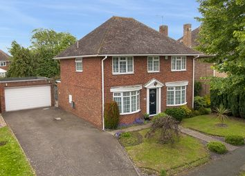 Thumbnail 4 bed detached house for sale in The Fairway, Bullockstone, Herne Bay, Kent