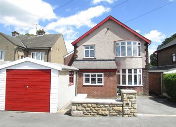 Thumbnail 4 bed detached house for sale in Jubilee Road, High Peak, Derbyshire