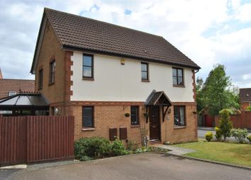 Thumbnail 4 bed detached house for sale in Standen Way, St Andrews Ridge, Swindon