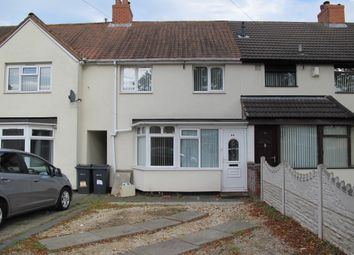 3 bed terraced house for sale in Norton Crescent, Bordesley Green, Birmingham B9