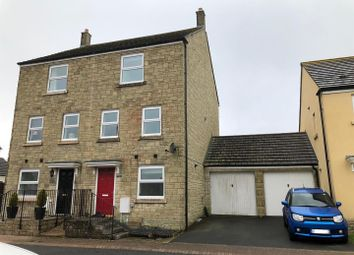 Thumbnail 4 bed property to rent in Queens Clos, Roche, St. Austell