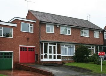 Thumbnail 4 bed semi-detached house to rent in Mulberry Road, Birmingham