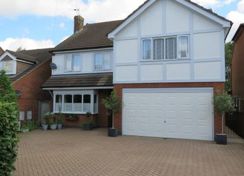 Thumbnail 4 bed detached house for sale in Hansom Road, Hinckley