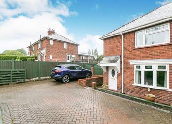Thumbnail 2 bed semi-detached house for sale in Stryt Las, Rhosllanerchrugog, Wrexham