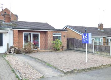 Thumbnail 2 bedroom semi-detached bungalow for sale in Haywood Oaks Lane, Blidworth, Mansfield