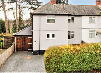Thumbnail 2 bed semi-detached house for sale in Park Crescent, Stourport-On-Severn