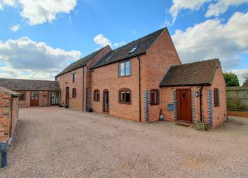 Gunstone, Codsall, Wolverhampton WV8. 4 bed detached house for sale